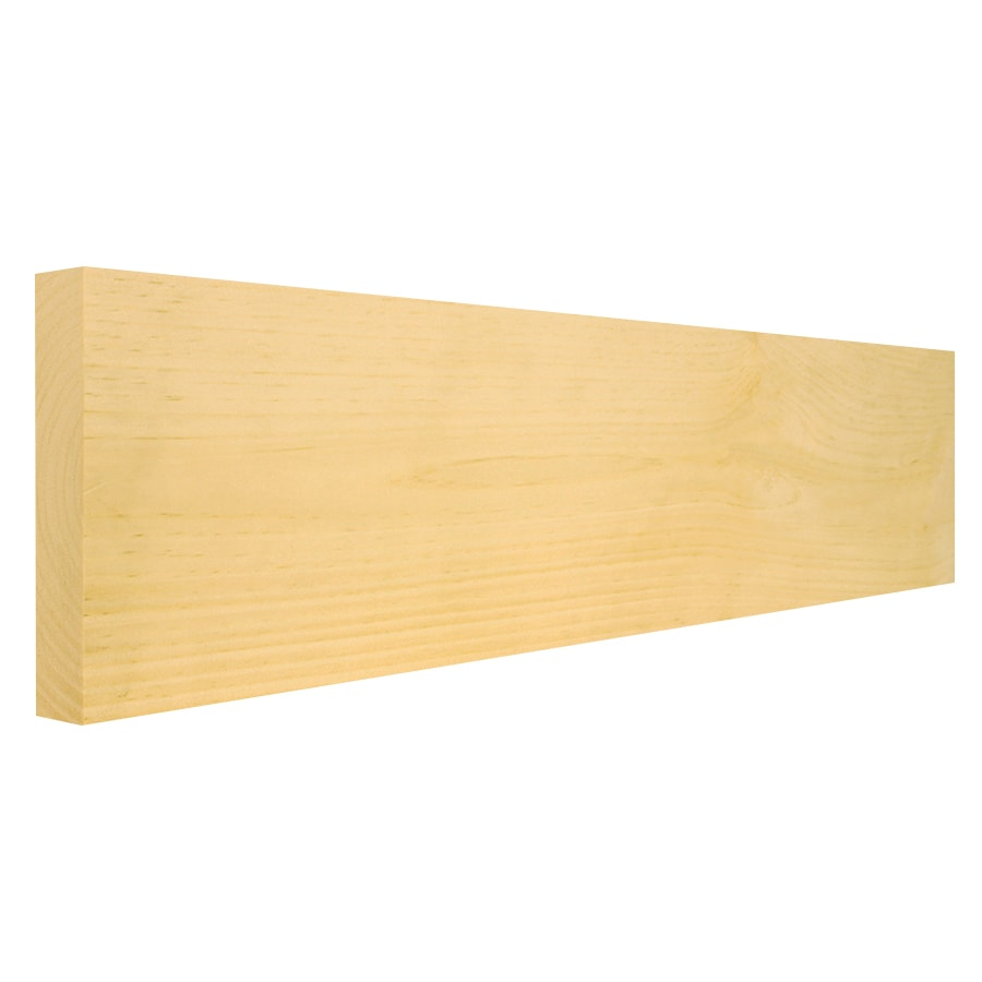 (Common: 1-in X 6-in x 12-ft; Actual: 1-in x 6-in x 12-ft) Eastern White Pine Board