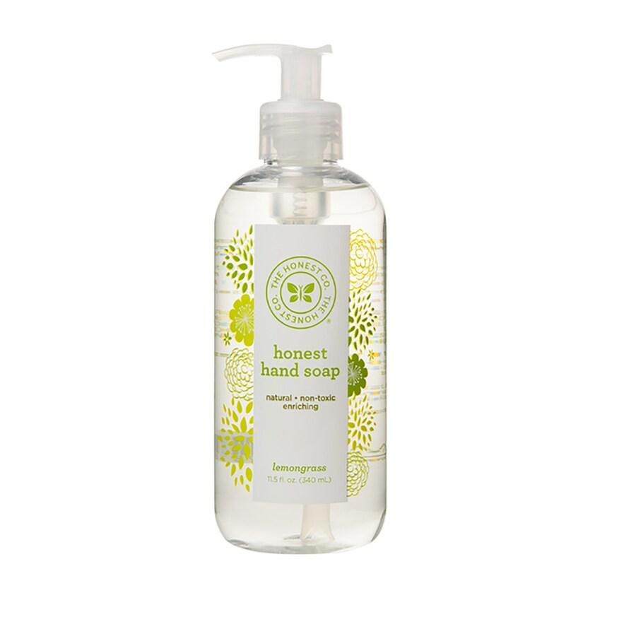 The Honest Company 11.5-fl oz Lemongrass Hand Soap