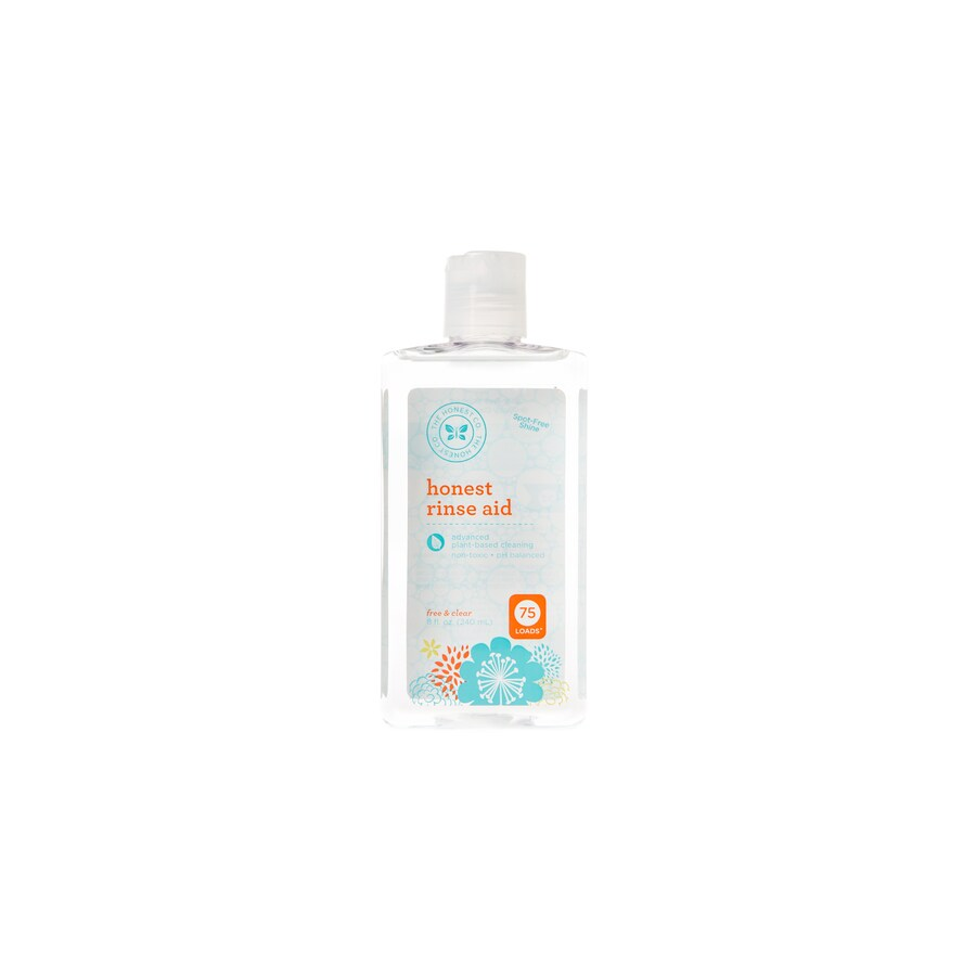 The Honest Company 8-oz Dishwasher Rinsing Agent