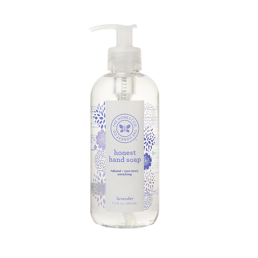 The Honest Company 11.5-fl oz Lavender Hand Soap