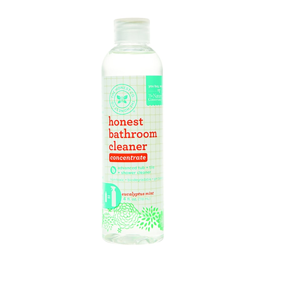 The Honest Company 4-fl Oz Liquid Multipurpose Bathroom Cleaner At Lowes.com