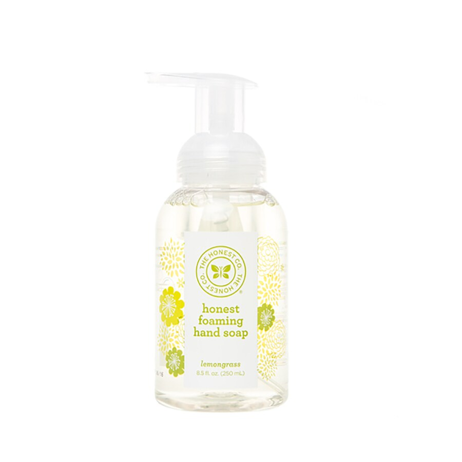 The Honest Company 8.5-fl oz Foaming Lemongrass Hand Soap