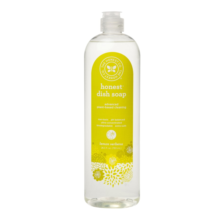 The Honest Company 26.5-oz Lemon Verbena Dish Soap