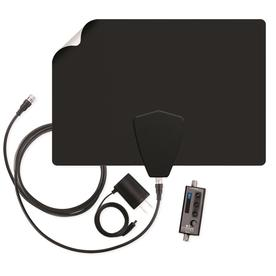 Antennas Direct ClearStream Flex-Ultra Thin Amplified Indoor HDTV Antenna
