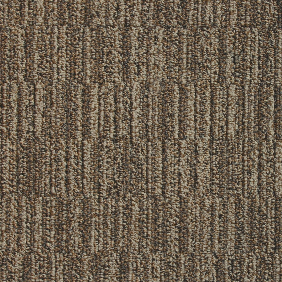 Kraus Home and Office 12-ft W x Cut-to-Length Ingrained Wood Pattern Interior Carpet