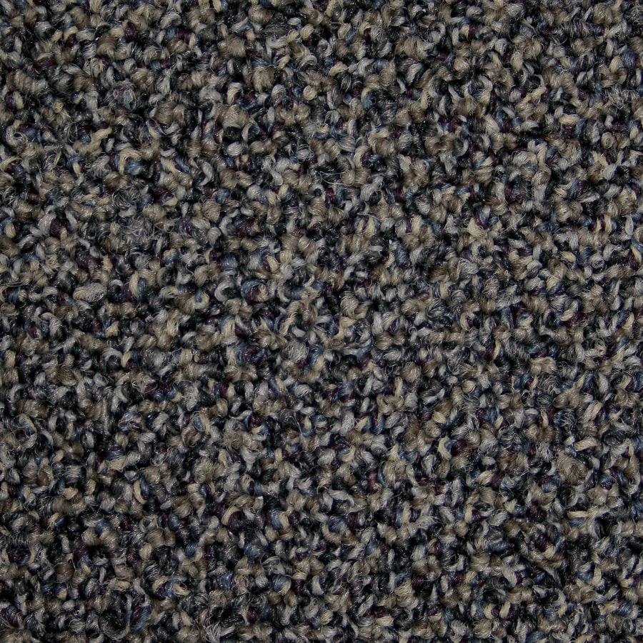 Kraus Home and Office 12-ft W x Cut-to-Length Stamped Concrete Berber/Loop Interior Carpet