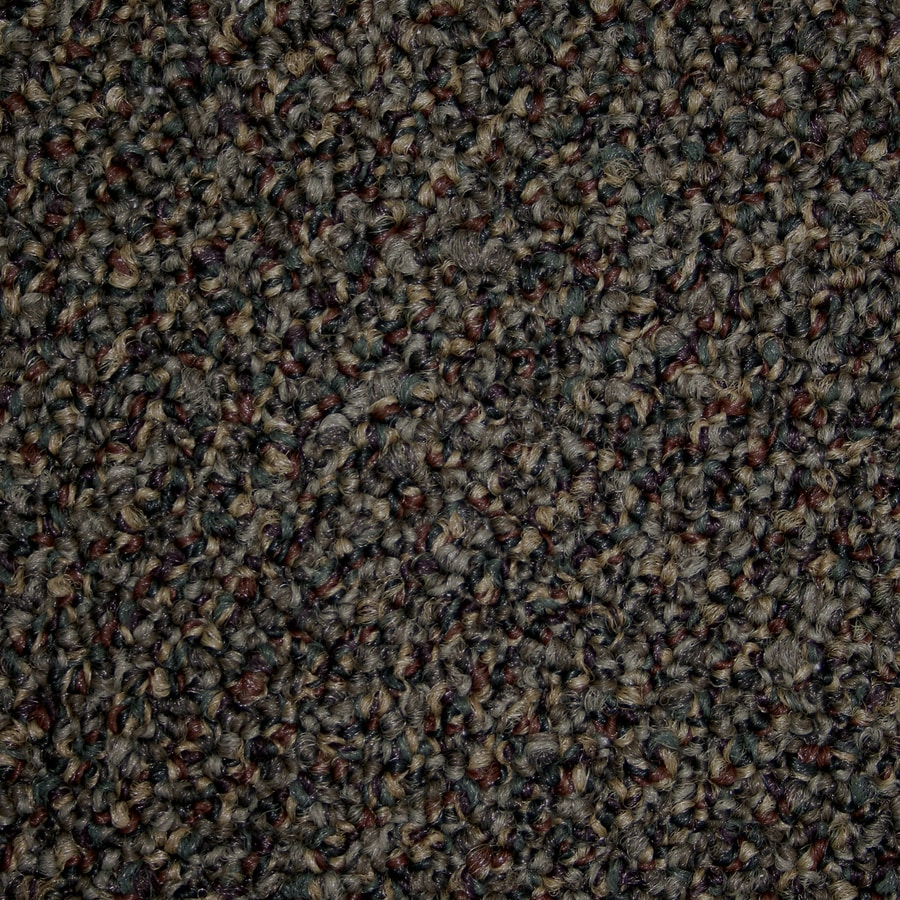 Kraus Home and Office 12-ft W x Cut-to-Length Agreeable Auburn Berber/Loop Interior Carpet