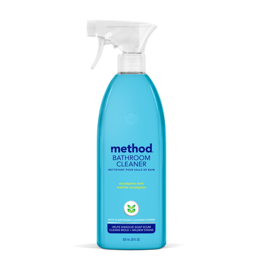 Shop method 28-fl oz Shower & Bathtub Cleaner at Lowes.com