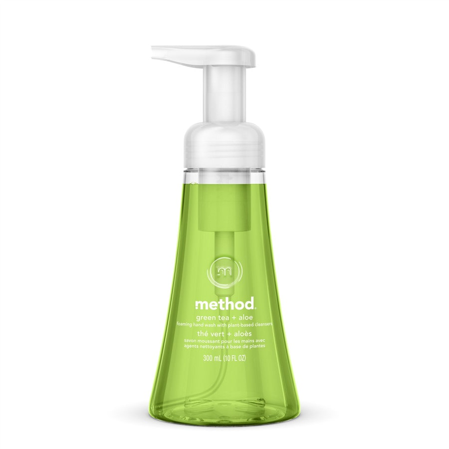 method 10 fl oz Foaming Green Tea and Aloe Hand Soap