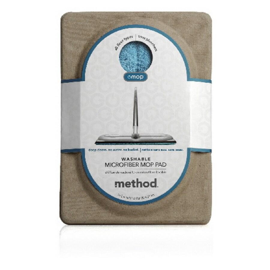Method Omop Washable Microfiber Mop Pad