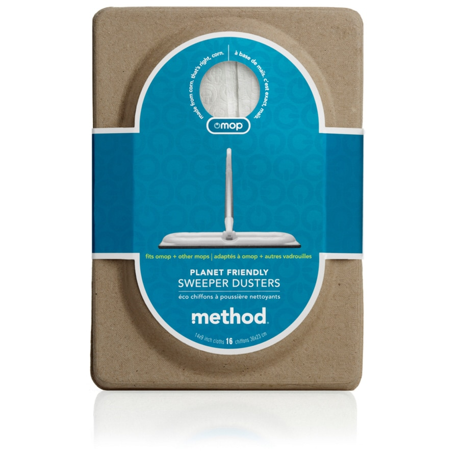 method Mop Compostable Sweeping Cloths