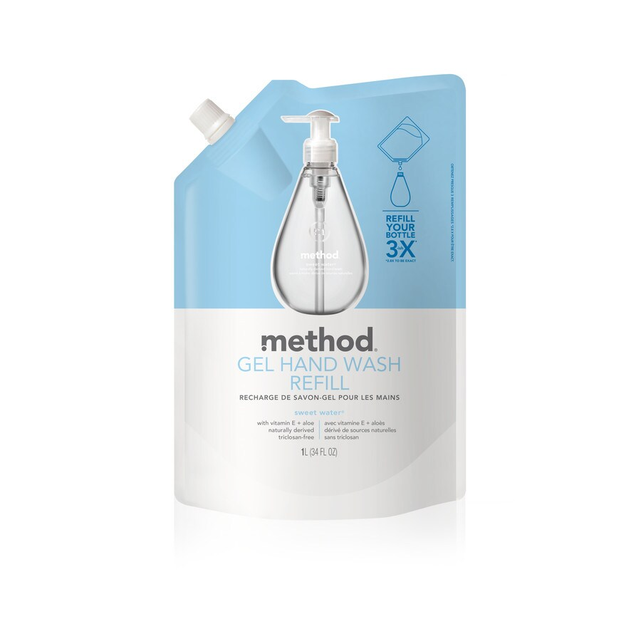 method 34 fl oz Sweet Water Hand Soap