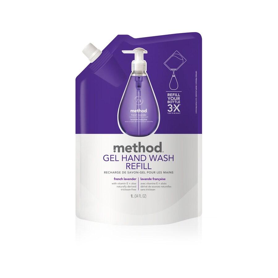 method 34 fl oz Lavender Hand Soap