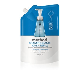 method 28-oz Foaming Sea Minerals Hand Soap