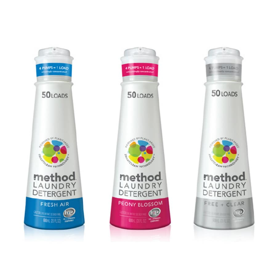 method 20-fl oz Fresh Air Laundry Detergent