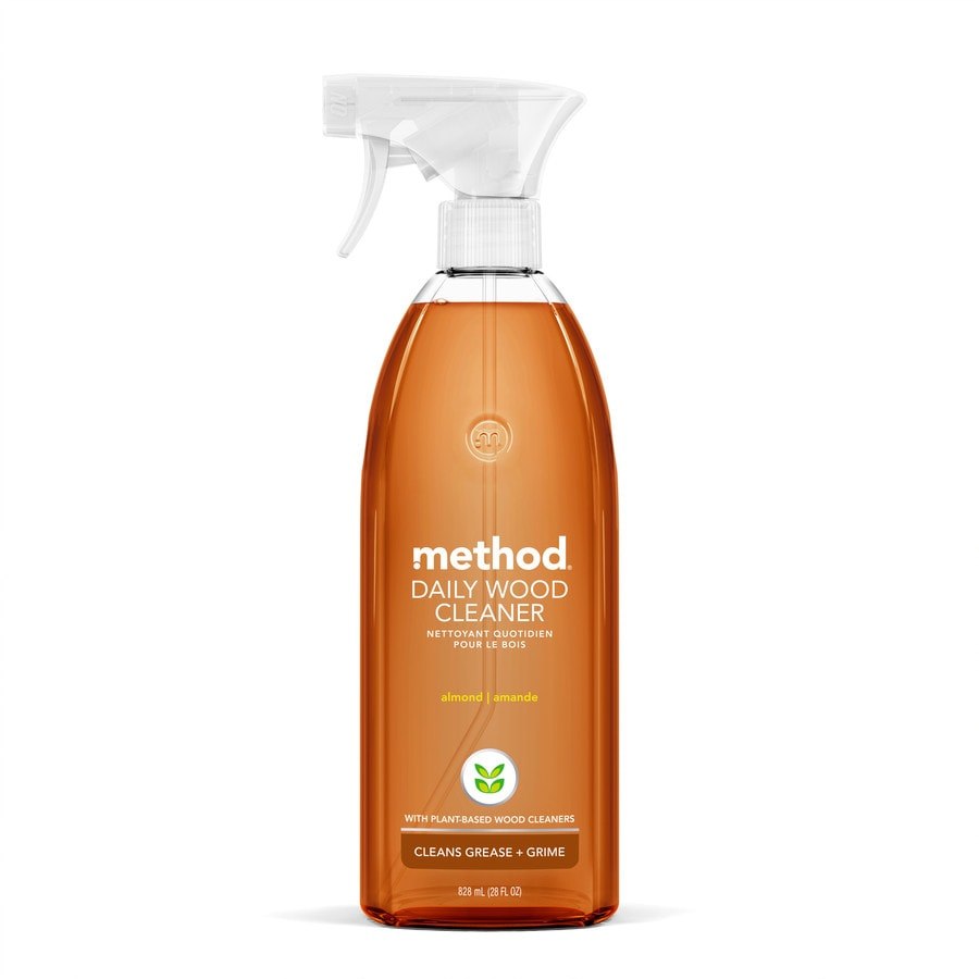 method Wood for Good Daily Clean 28-fl oz Wood Cleaner