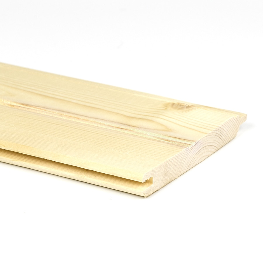 7.25-in x 12-ft Wood Wall Plank