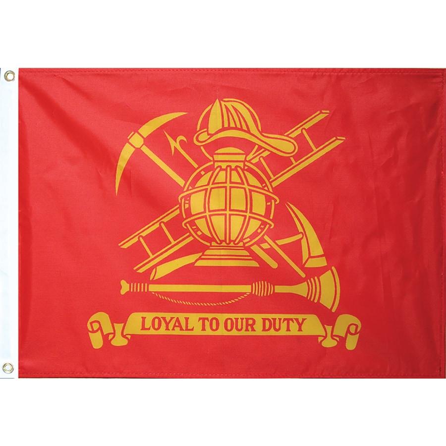 5-ft W x 3-ft H Inspirational Flag