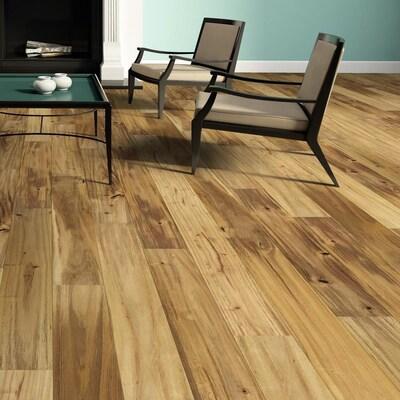 Welcome Home Hardwoods 6 5 In Golden Brown Acacia Engineered