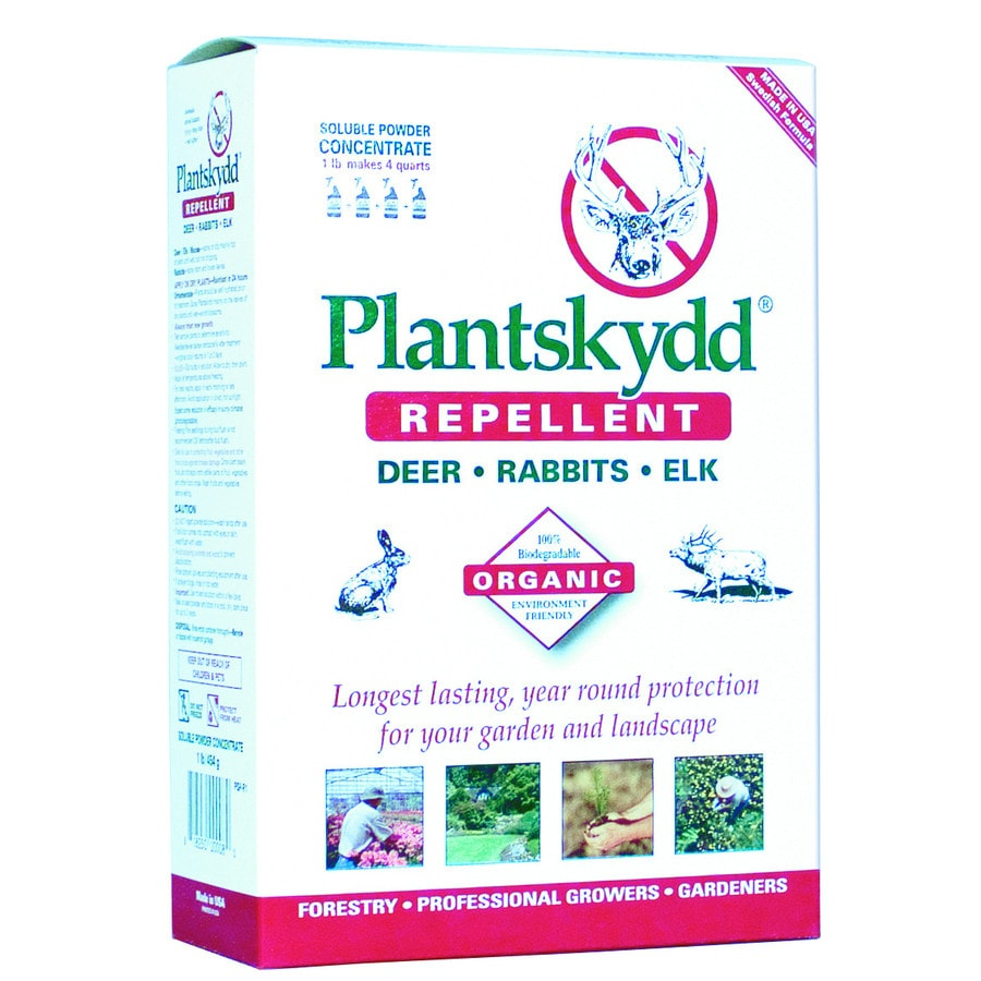 Plantskydd Deer, Rabbits and Elk 1-lb Organic Animal Repellent