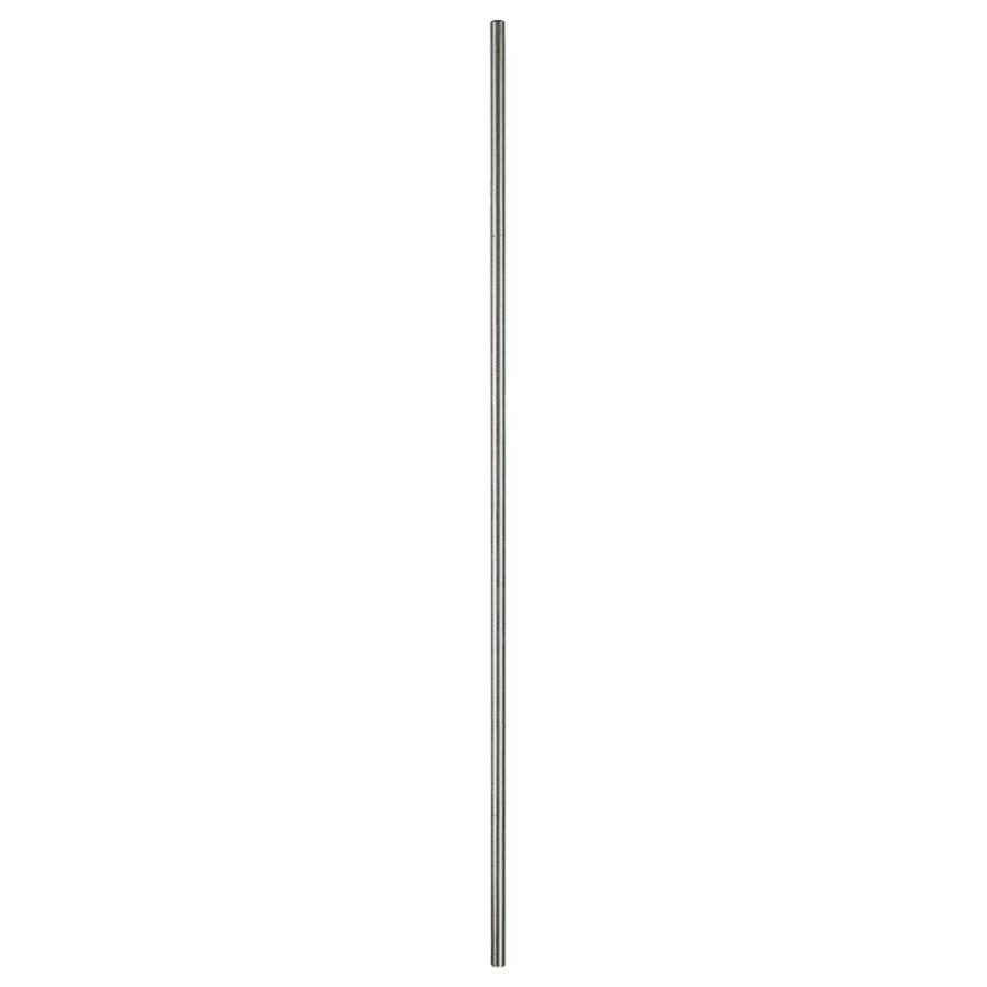 House of Forgings Hollow 44-in Stainless Steel Stair Baluster