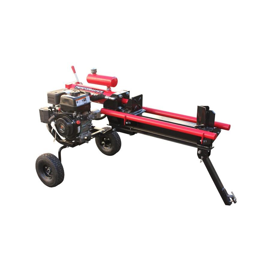 Performance Built 13-Ton Gas Log Splitter