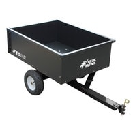 Blue Hawk 10-cu ft Carbon Steel Yard Cart Deals