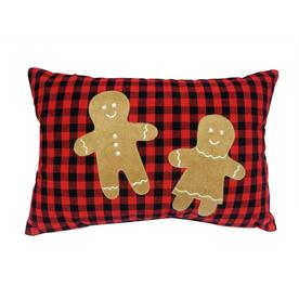 Plaid Christmas Pillows.Plaid Christmas Pillows At Lowes Com