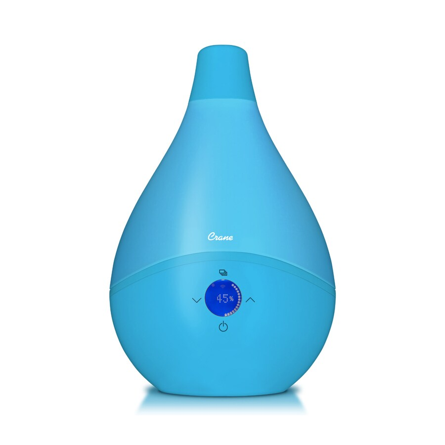 Crane 1.5-Gallon Tabletop Cool Mist Humidifier