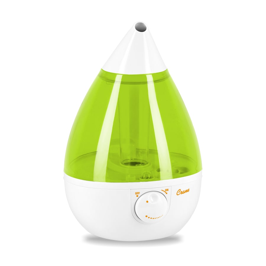 Crane 1-Gallon Tabletop Cool Mist Humidifier