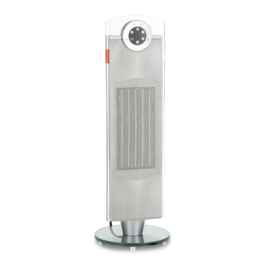 Crane 5118.21-BTU Fan Compact Personal Electric Space Heater with Thermostat