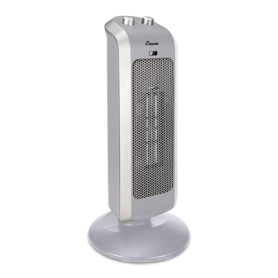 Shop Crane 5118 21 Btu Fan Tower Electric Space Heater At