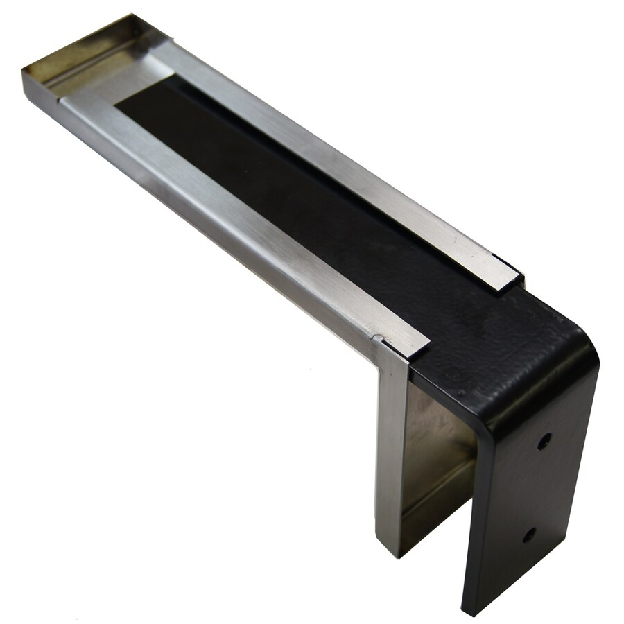 Countertop Brackets : ... in x 8-in Stainless Steel Countertop Support Bracket at Lowes.com