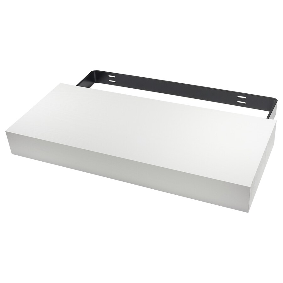 Federal Brace Floating Shelf Kit 2.75-in x 24-in x 10-in ...