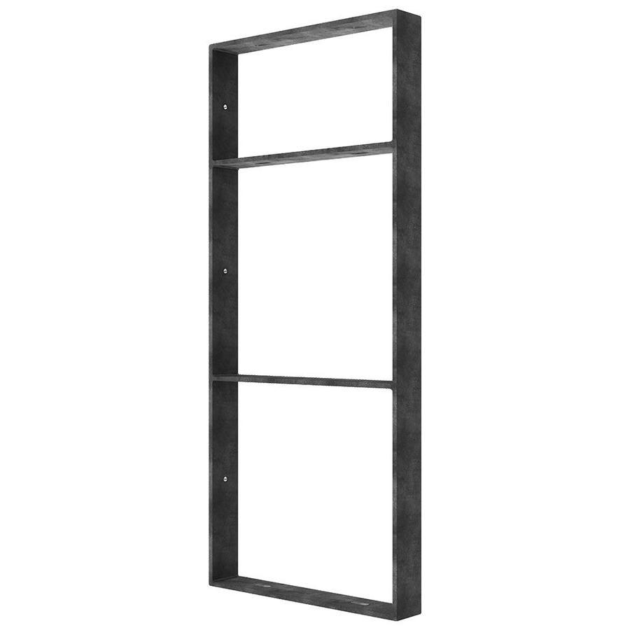federal brace universal shelf system 29in x 2in x 125in