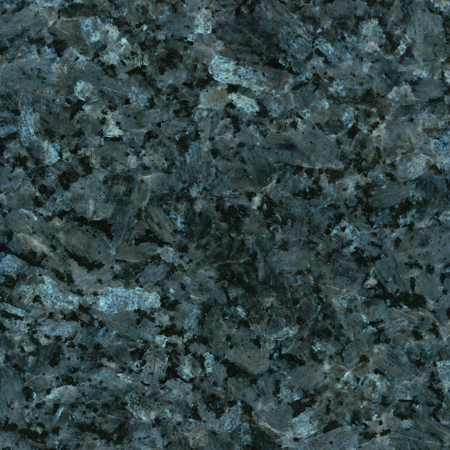 SenSa Blue Pearl Granite Kitchen Countertop Sample