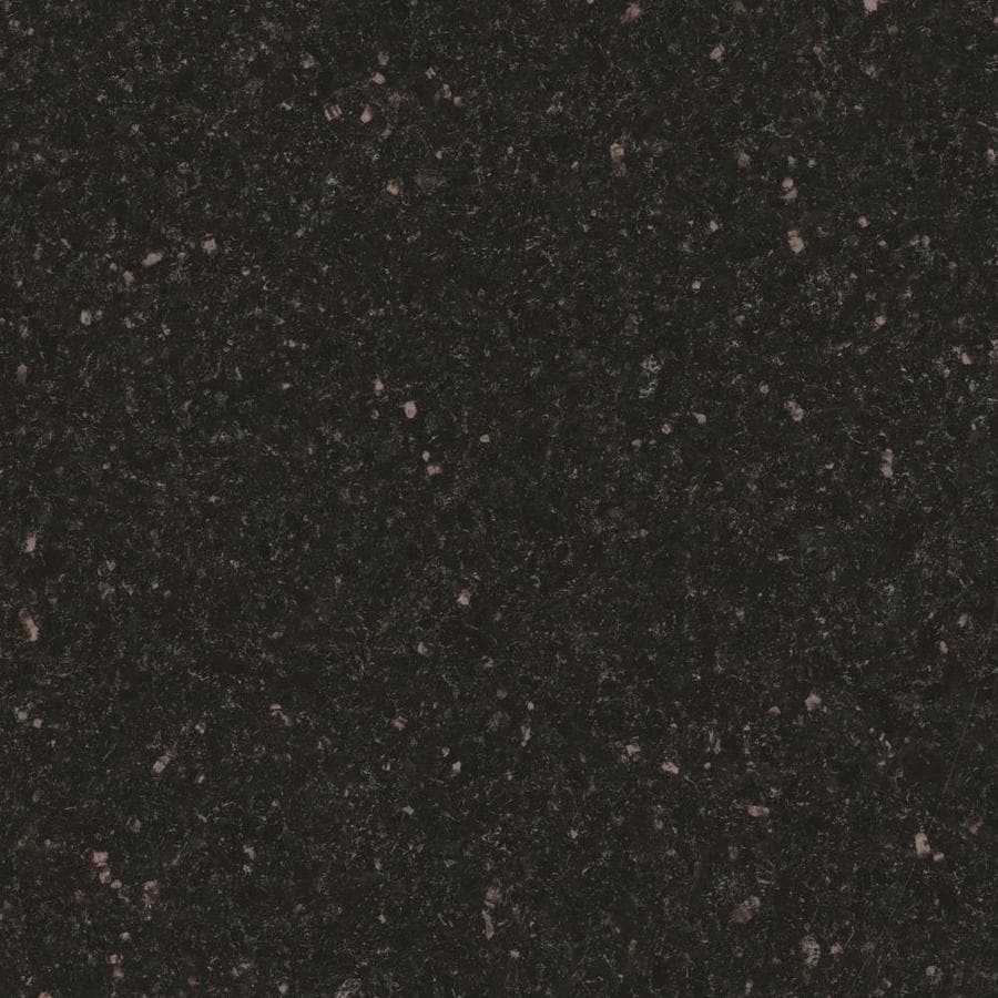 shop sensa black galaxy granite kitchen countertop sample at lowes com