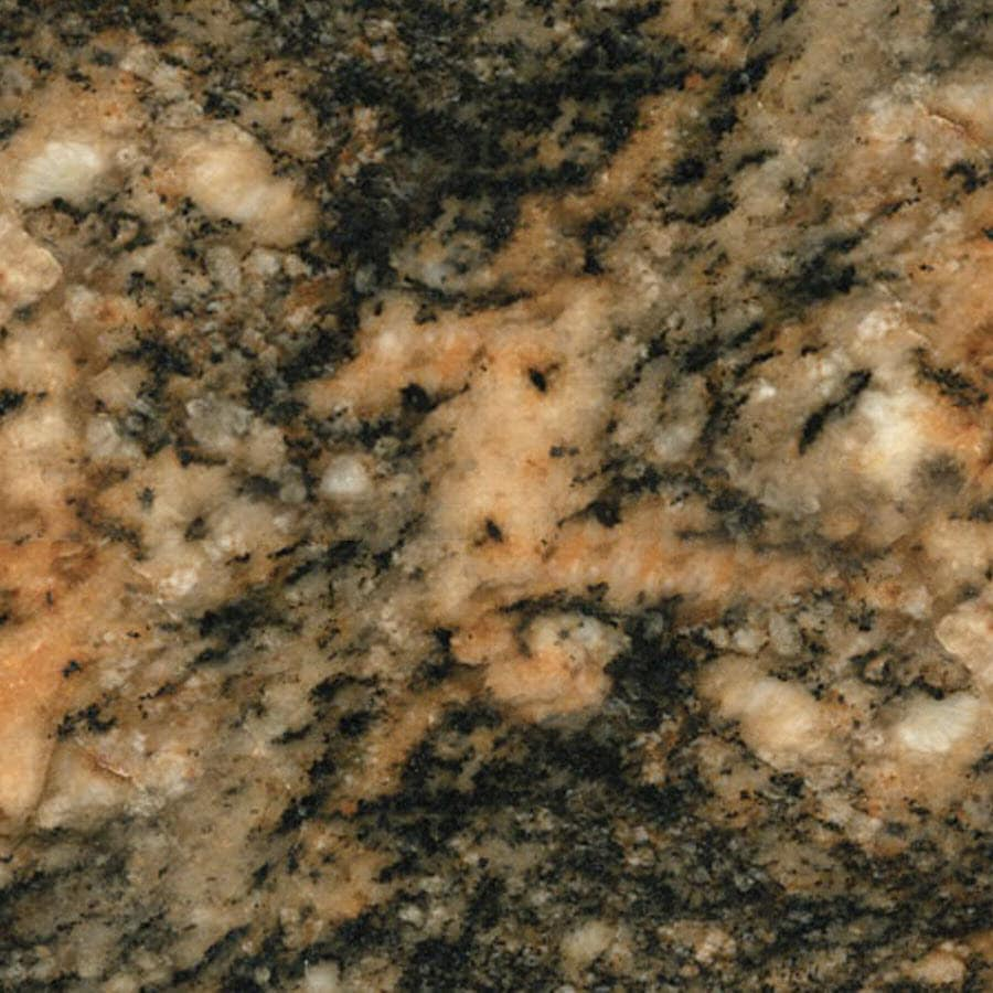 Shop SenSa Juparana Fantasy Granite Kitchen Countertop Sample at ...