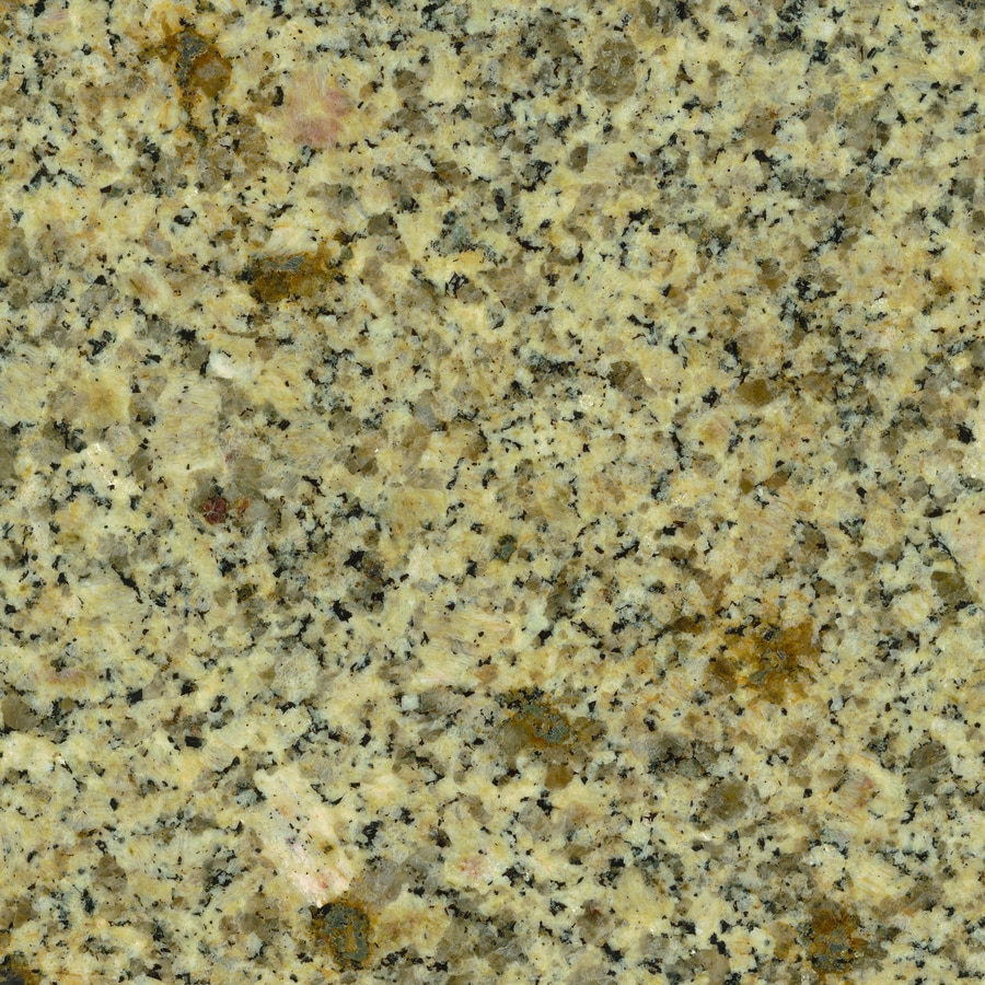 Sunset Gold Granite Kitchen Countertop