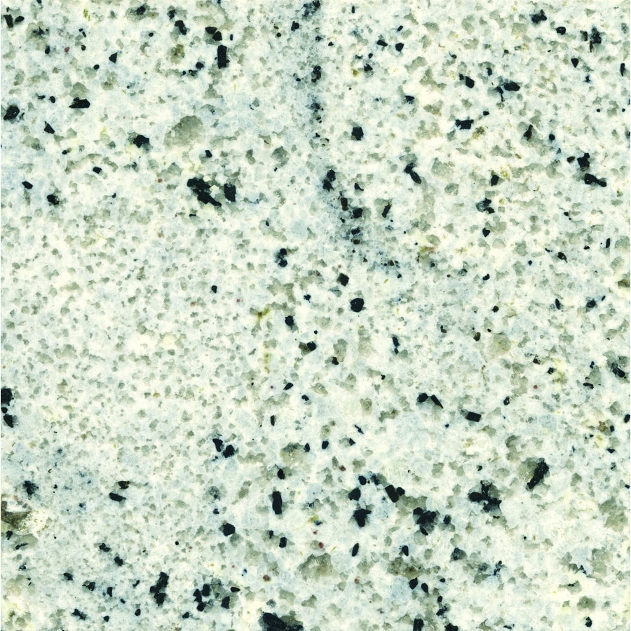 Granite Countertops Lowes Reviews : ... SenSa Blanco Gabrielle Granite Kitchen Countertop Sample at Lowes.com