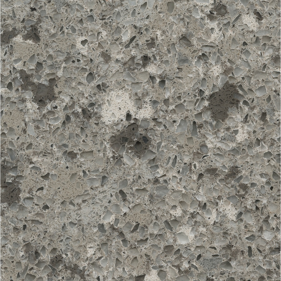 Shop Quartz Countertops : Shop Silestone Alpina White Quartz Kitchen Countertop Sample at Lowes ...