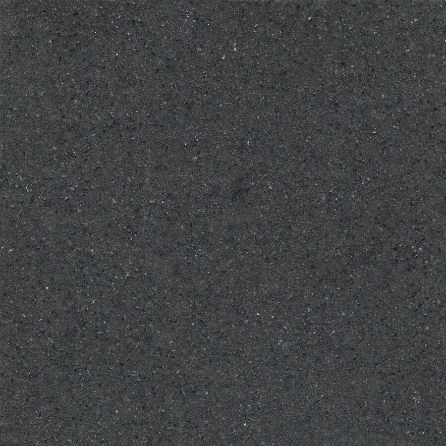 Shop silestone carbono quartz kitchen countertop sample at for Silestone vs granite