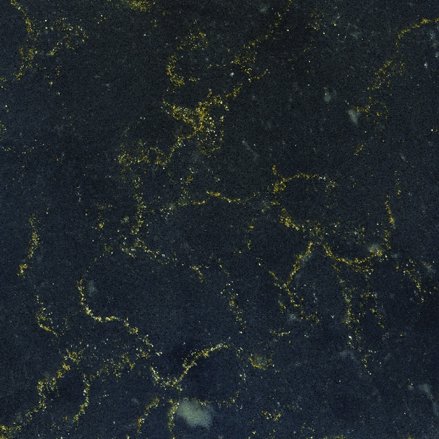 Shop Silestone Doradus Quartz Kitchen Countertop Sample At