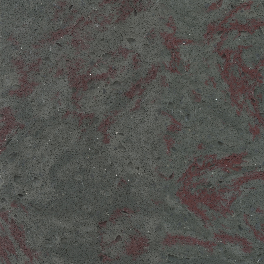 Silestone Pulsar Quartz Kitchen Countertop Sample At Lowes Com: Silestone Tritium Quartz Kitchen Countertop Sample At