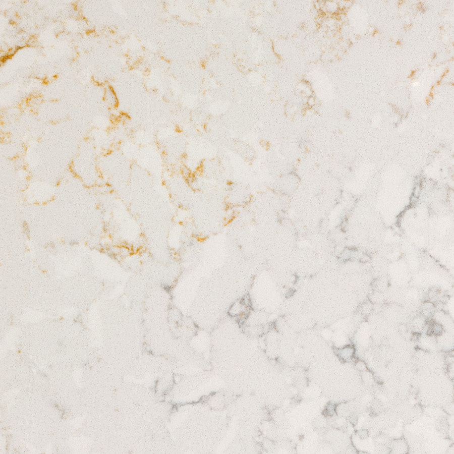 Shop Silestone Pulsar Quartz Kitchen Countertop Sample at Lowes.com