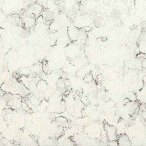 Silestone Blanco Orion Sample Quartz Kitchen Countertop