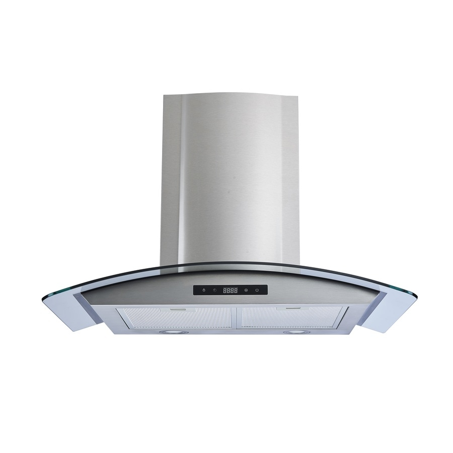 Winflo 30 In Convertible Stainless Steel Wall Mounted