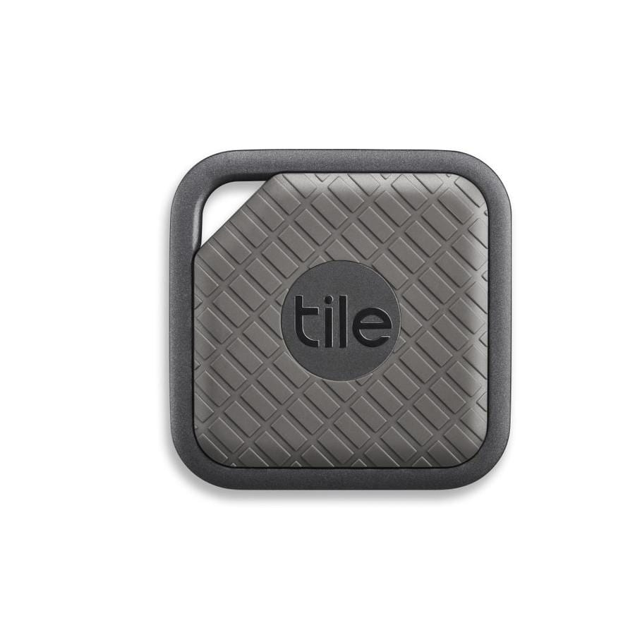 shop tile tile pro sport bluetooth tracker black wireless