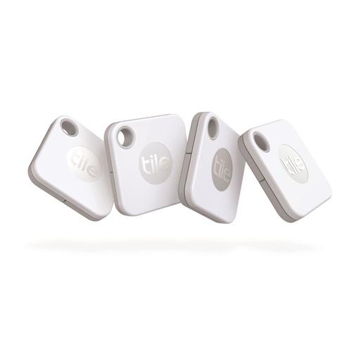 Tile Mate 4 Pack 4 Pack Item Locator And Transmitter In The Security Alarm Accessories Department At Lowes Com