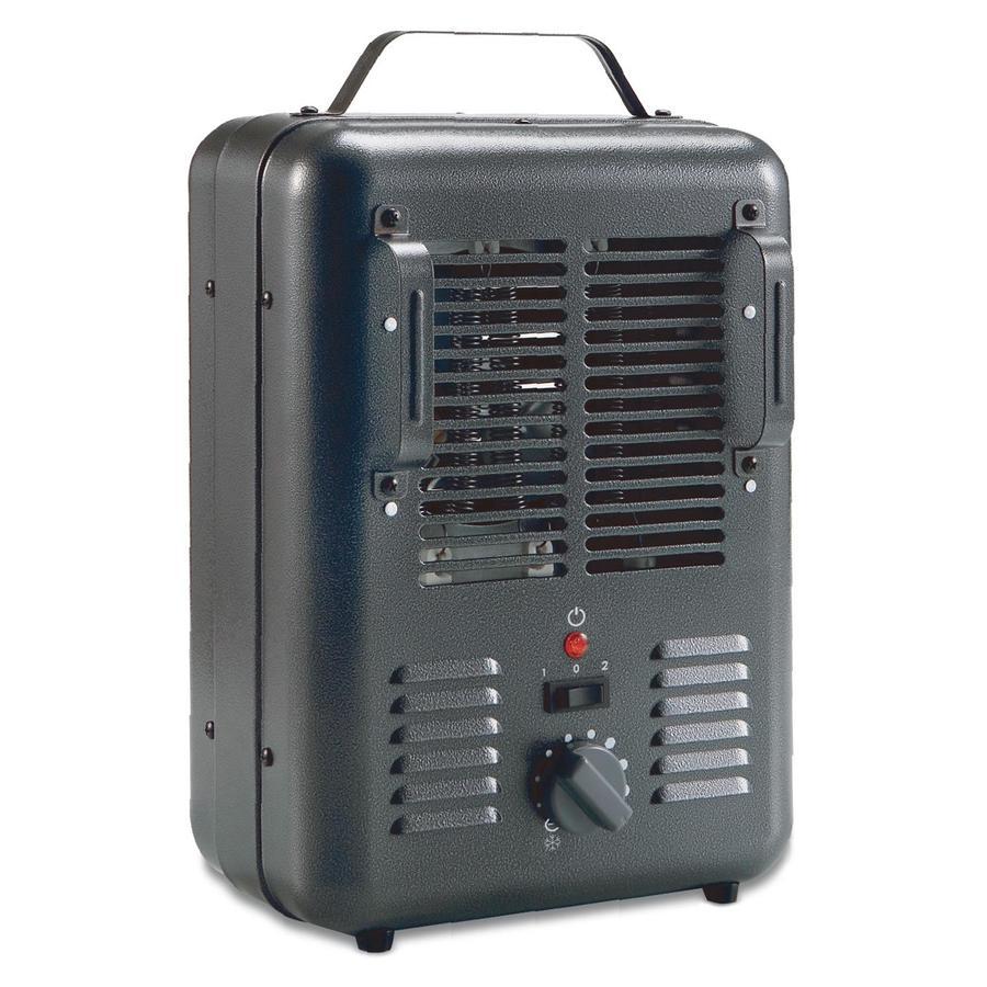 Omniheat 1500 Watt Utility Fan Utility Electric Space Heater In The Electric Space Heaters Department At Lowes Com